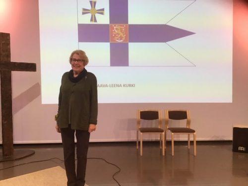 FM Aava-Leena Kurki