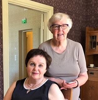 Ulla-Maija ja Eila